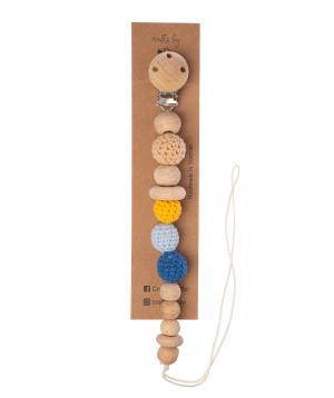Ամրակ «Crafts by Ro» ծծակի և խաղալիքների համար №9