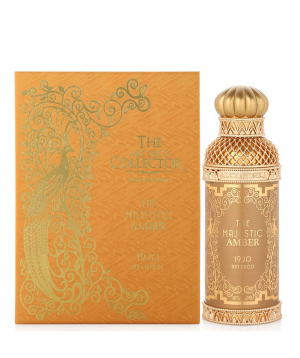 Perfume `Alexandre J The Majestic Amber` Eau De Parfum