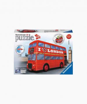 Ravensburger 3D Փազլ «Լոնդոնյան ավտոբուս» 216p