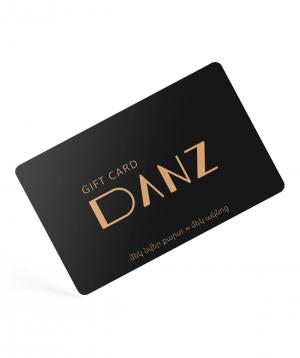 """Gift card """"Danz"""""""