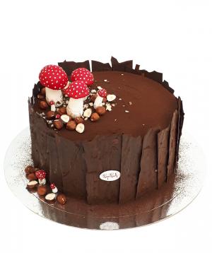 Cake `Nutmeg`