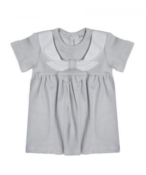 Dress `Lalunz` white-gray