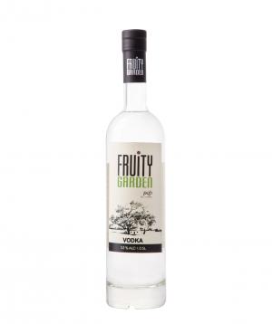 Vodka `Fruity Garden` fig 500 ml
