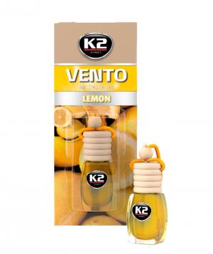 Air freshener `Standard Oil` for car K2 Vinci vento lemon