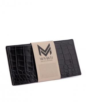 "Wallet-organizer ""Monarch"" leather №6"