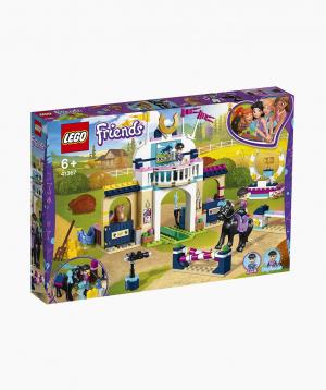 Lego Friends Կառուցողական Խաղ «Ձիասպորտի մրցում»
