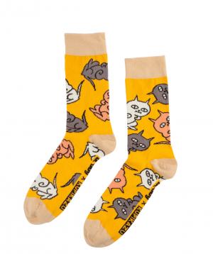 Գուլպա «Dobby socks» կատու