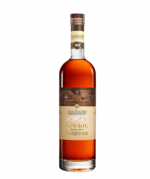 Brandy `ARARAT` Yerevan 700ml 10y.o.