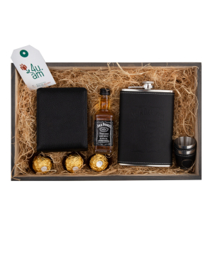 """Gift box """"Basic Store"""" for men №5"""
