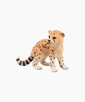 Schleich Կենդանու արձանիկ «Վագրակատու, ձագ»