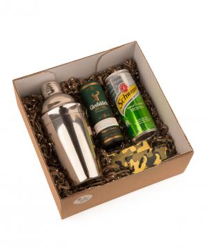 """Gift box """"Basic Store"""" for men №22"""