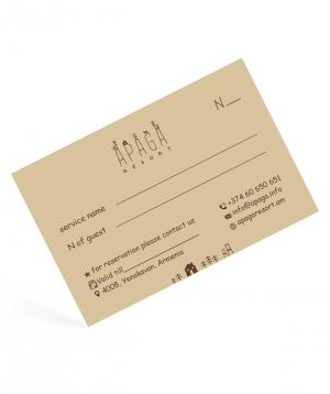 Նվեր-քարտ «Apaga Resort» ձիարշավ 40 րոպե