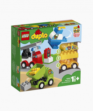 Lego Duplo Constructor My First Car Creations