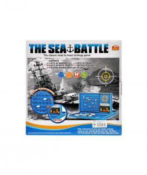 Board game `Sea battle`
