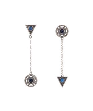 Earrings `Ssangel Jewelry` №21