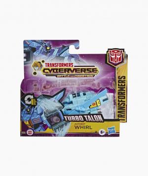 Hasbro Transformers Hero Figurine CYBERVERSE 1 STEP WHIRL