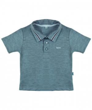 T-shirt `Lalunz` polo gray