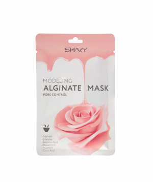 "Fabric mask ""Shary"" pore control"