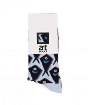 "Socks  ""Art socks"" Fish"