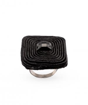 """Ring """"LilmArt"""" handmade №2"""