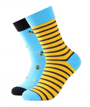 Գուլպաներ «Zeal Socks» մեղու