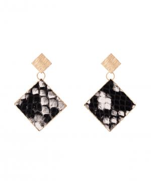 """Earrings """"Ssangel Jewelry"""" №4"""