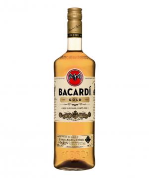 Rum `Bacardi Gold` 1l