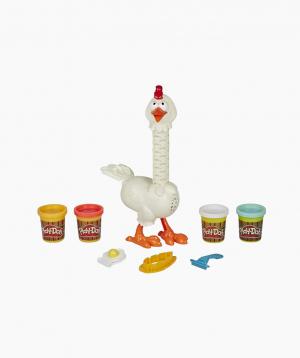 Hasbro Պլաստիլին PLAY-DOH Հավաքածու «Հավը»