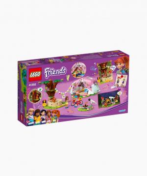 Lego Friends Կառուցողական Խաղ «Հանգիստ բնության գրկում»