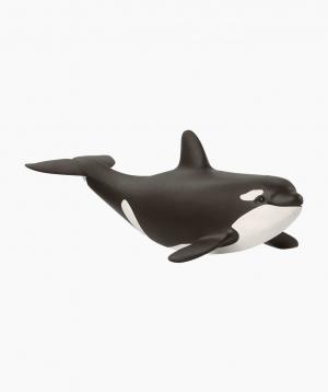 Schleich Animal figurine Baby Orca