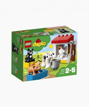 Lego Duplo Կառուցողական Խաղ Ֆերմայի Կենդանիներ