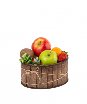 Composition `Basic Store` with fruits №1
