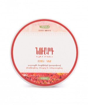 """Cream """"Nuard"""" for body, with field flower extract 150 ml"""