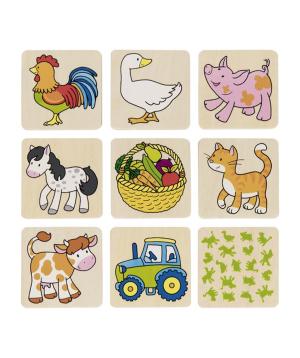 Խաղալիք «Goki Toys» Memo ֆերմա