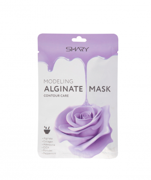 "Fabric mask ""Shary"" contour care"