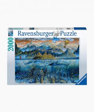 Ravensburger Puzzle Robert Lyn Nelson: Whale 2000p