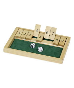 Խաղալիք «Goki Toys» Shut the box