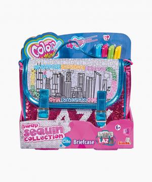 Simba CMM Coloring Briefcase