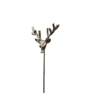 Brooch `Phantom` deer