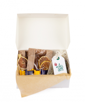 Gift box `Basic Store` №61