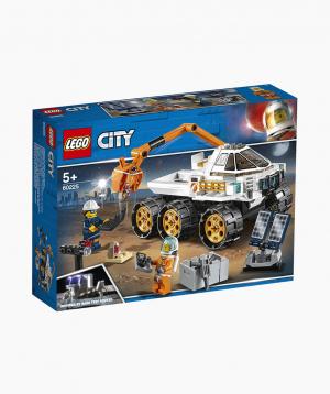 Lego City Կառուցողական Խաղ Ամենգնացի Թեսթ-Դրայվը