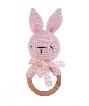 Խաղալիք «Crafts by Ro» չխկչխկան նապաստակ №5