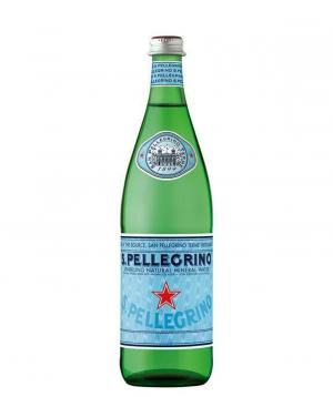 Mineral water `San Pellegrino` 750ml