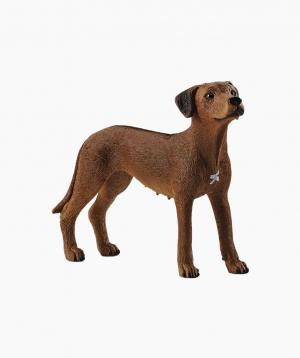 Schleich Animal Figurine Rhodesian Ridgeback