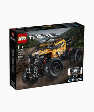 Lego Techni Կառուցողական Խաղ 4X4 Էքստրեմալ Ամենագնաց Մեքենա