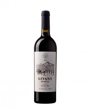 Գինի «Givany Wines» Reserve կարմիր չոր 750 մլ