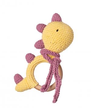 Խաղալիք «Crafts by Ro» չխկչխկան դինոզավր  №16