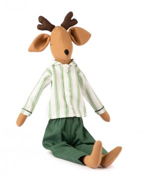 """Doll """"Onze"""" Deer Dani №8"""
