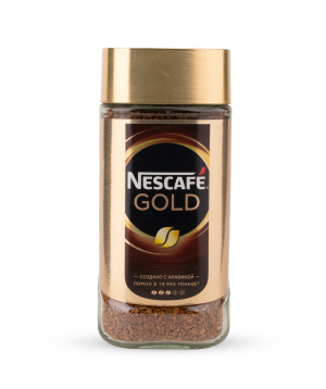"""Instant coffee """"Nescafe Gold"""" 190g"""