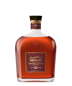 Brandy `ARARAT` Vaspurakan 15 y 700 ml
